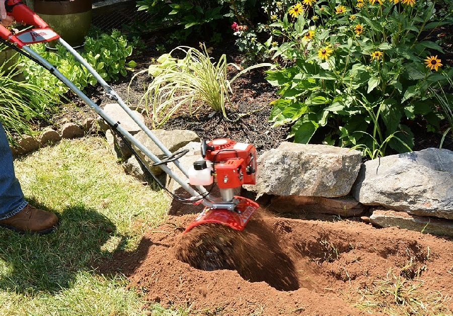 Mantis 2-Cycle Tiller Cultivator 7920 Review