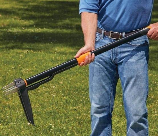 Fiskars Deluxe Stand-up Weeder