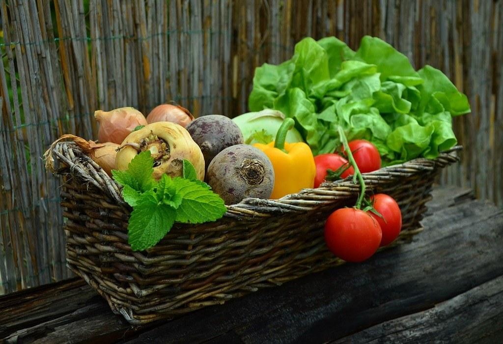 easiest vegetables to grow image