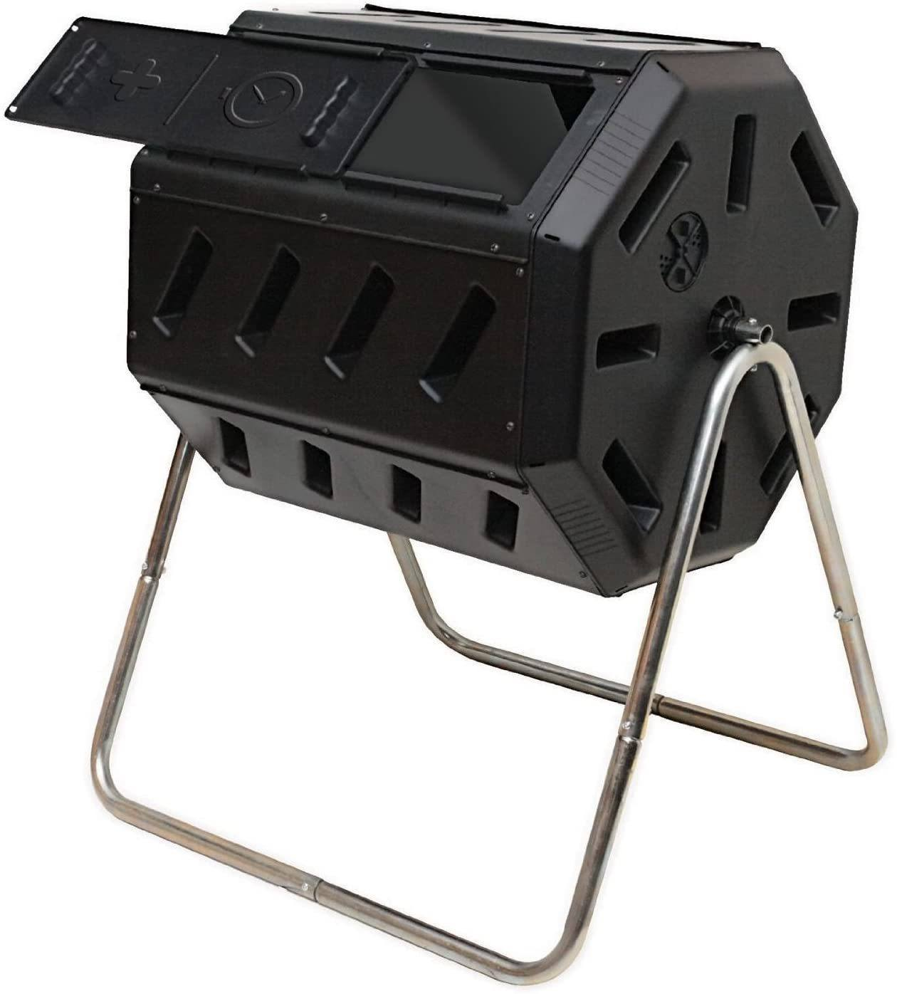 fcmp outdoor tumbling composter image