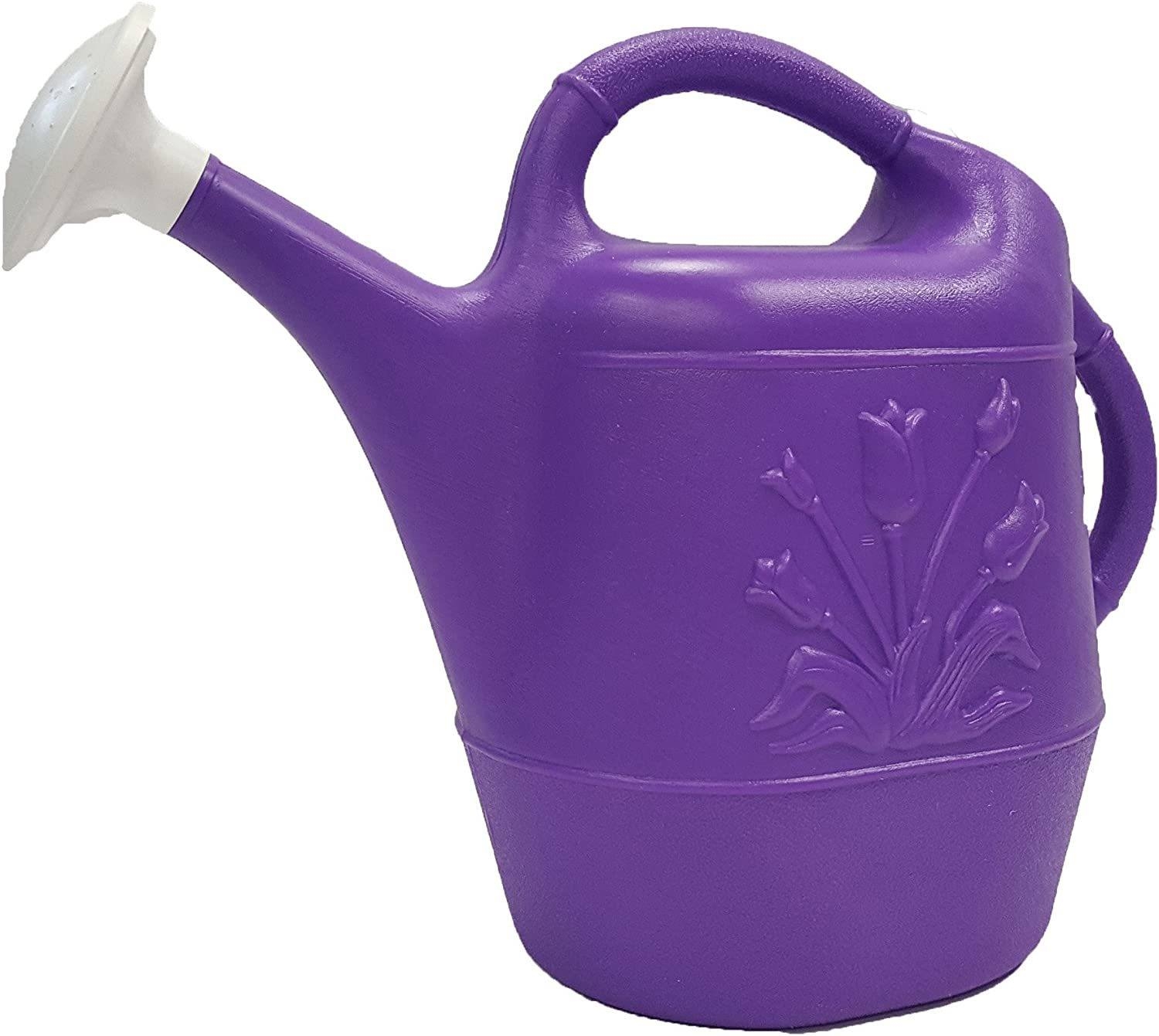 union plastic watering can image